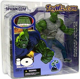 McFarlane Toys 10th Anniversary Image Action Figure Savage Dragon
