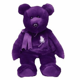 Ty Beanie Buddy Princess the Bear