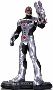 DC Collectibles New 52 Icon 1/6 Scale Statue Cyborg Pre-Order ships May