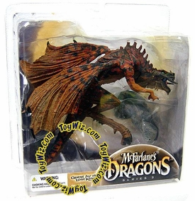 McFarlane Toys Dragons Series 3 Action Figure Berserker Clan Dragon 3