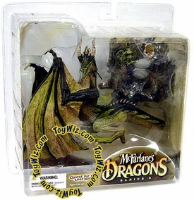 McFarlane Toys Dragons Series 3 Action Figure Eternal Clan Dragon 3
