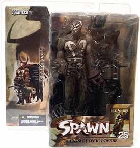 Spawn Classic Covers Series 25 Action Figure Hellspawn 2