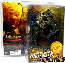McFarlane Toys Infernal Parade Action Figure The Sabbaticus Beast Tamer