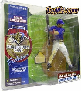 McFarlane Toys MLB Sports Picks Action Figure Nomar Garciaparra (Club Exclusive)