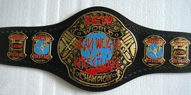 ECW Adults Replica Heavyweight Championship Belt