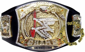 WWE Wrestling John Cena Championship ADULT Size Deluxe (Real Leather) Replica Belt
