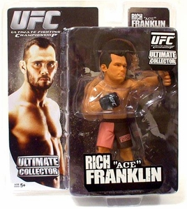 Round 5 UFC Ultimate Collector Series 3 Action Figure Rich Franklin