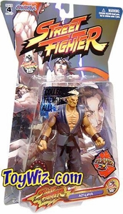 Jazwares Street Fighter Action Figure Player 2 Akuma