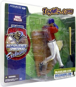 McFarlane Toys MLB Sports Picks Club Exclusive Big League Challenge Action Figure Mike Piazza