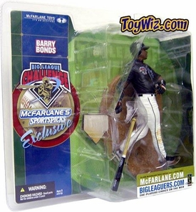 McFarlane Toys MLB Sports Picks Action Figure Big League Challenge Barry Bonds