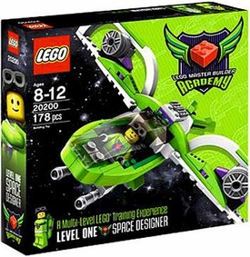 LEGO Master Builder Academy Set #20200 MBA Space Designer {Kit 1}