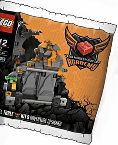 LEGO Master Builder Academy Set #20208 MBA Dark Lair - Adventure Designer {Kit 9}