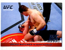Topps UFC Ultimate Fighting Championship Single Card Round 1 Diego Sanchez #21