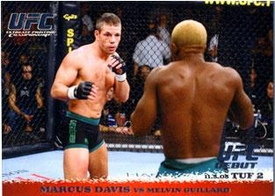 Topps UFC Ultimate Fighting Championship Single Card Round 1 Marcus Davis #32