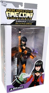 DC Direct Ame-Comi Heroine 9 Inch PVC Figure Zatanna [Halloween Variant]
