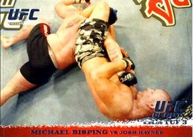 Topps UFC Ultimate Fighting Championship Single Card Round 1 Michael Bisping #42