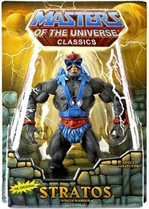 He-Man Masters of the Universe Classics Exclusive Action Figure Stratos [Second Printing]