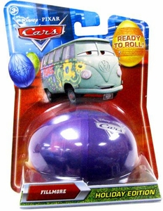 Disney / Pixar CARS Movie 1:55 Die Cast Car 2010 Holiday Special Easter Egg Fillmore