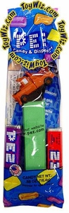 Disney / Pixar CARS Movie Collectible PEZ Dispenser Mater