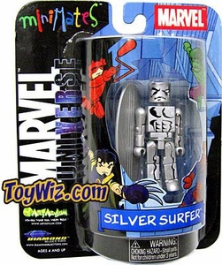Marvel MiniMates Figure Exclusive Silver Surfer