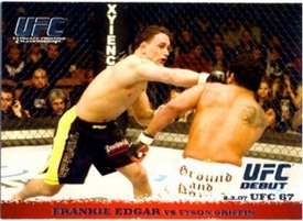 Topps UFC Ultimate Fighting Championship Single Card Round 1 Frankie Edgar #60