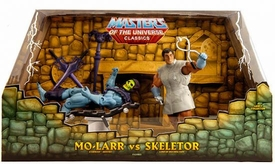 Mattel He-Man Masters of the Universe Classics SDCC 2010 San Diego Comic-Con Exclusive Action Figure 2-Pack Mo-Larr & Skeletor BLOWOUT SALE!