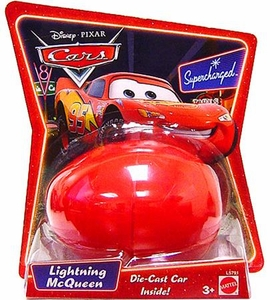 Disney / Pixar CARS Movie 1:55 Die Cast Car 2009 Easter Egg Lightning McQueen