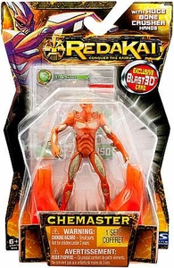 Redakai Action Figure Chemaster BLOWOUT SALE!