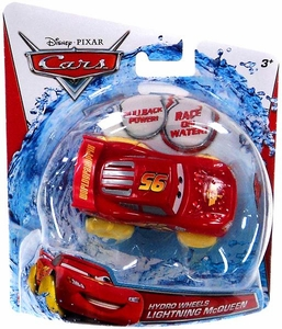 Disney / Pixar CARS Hydro Wheels Lightning McQueen