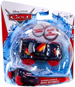 Disney / Pixar CARS Hydro Wheels Max Schnell