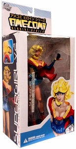 DC Direct Ame-Comi 9 Inch PVC Figure Statue Supergirl [Version 2] Blue Attire!