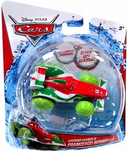 Disney / Pixar CARS Hydro Wheels Francesco Bernoulli