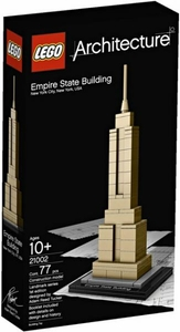 LEGO Architecture Set #21002 Empire State Building