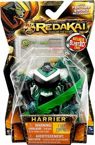 Redakai Action Figure Harrier