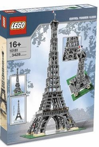 LEGO Buildings Set #10181 Eiffel Tower