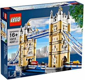 LEGO Buildings Exclusive Set #10214 Tower Bridge