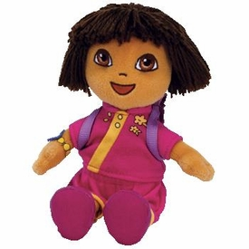 Ty Dora the Explorer Beanie Baby Dora China