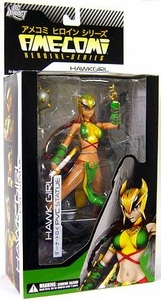 DC Direct Ame-Comi 9 Inch PVC Figure Statue Hawkgirl [Version 1]
