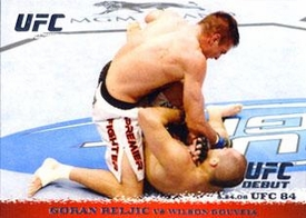 Topps UFC Ultimate Fighting Championship Single Card Round 1 Goran Reljic #83
