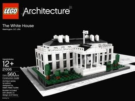 LEGO Architecture Set #21006 The White House