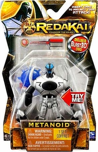 Redakai Action Figure Metanoid