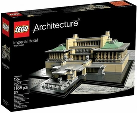 LEGO Architecture Set #21017 Imperial Hotel