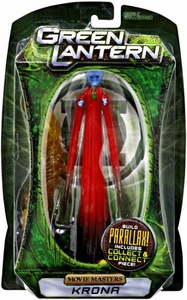 Green Lantern Movie Masters Series 3 Action Figure Krona [Build Parallax Piece] BLOWOUT SALE!