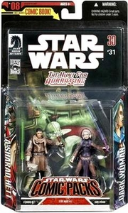 Star Wars Expanded Universe Action Figure 2-Pack Dark Woman & A'Sharad Hett