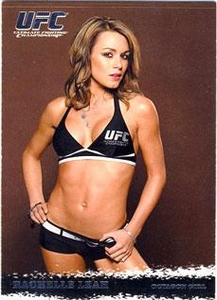 Topps UFC Ultimate Fighting Championship Single Card Round 1 Rachelle Leah #96