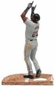 McFarlane Toys MLB Sports Picks Series 5 Action Figure Barry Bonds(San Francisco Giants) Gray Jersey Variant