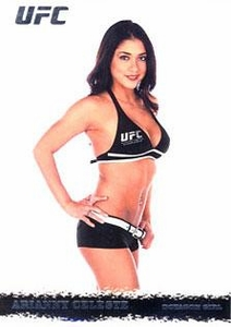 Topps UFC Ultimate Fighting Championship Single Card Round 1 Arianny Celeste #98