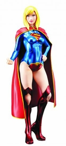 DC Comics New 52 ArtFX+ 7.5 Inch PVC Statue Supergirl Pre-Order ships March