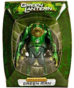 Green Lantern Movie Masters Exclusive Action Figure Green Man