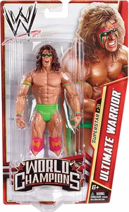 Mattel WWE Wrestling Basic Series 29 Action Figure #31 Ultimate Warrior